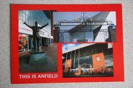Anfield  Stadium  - Stade - Stadium - Stadien