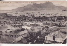 SAN VICENTE (Cap Vert-Afrique) Vista Parcial Da Cidade Do Mindelo - Cape Verde