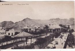 SAN VICENTE (Cap Vert-Afrique)  Plaça Serpa Pinto - Kiosque - N° 2 - Cabo Verde
