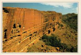AUSTRALIA   TERRITORIO DEL NORD:  KING'S CANYON   (NUOVA CON DESCRIZIONE DEL SITO SUL RETRO) - Australia
