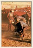 AUSTRALIA   BRONCO LEOPOLD:  ALLEVATORI DI BESTIAME      (NUOVA CON DESCRIZIONE DEL SITO SUL RETRO) - Australia
