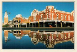 AUSTRALIA   KALGOORLIE:  ARCHITETTURA DI HANNAN STREET     (NUOVA CON DESCRIZIONE DEL SITO SUL RETRO) - Kalgoorlie / Coolgardie