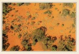 AUSTRALIA   BROKEN HILL:  VISTA  AEREA     (NUOVA CON DESCRIZIONE DEL SITO SUL RETRO) - Sydney