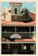 AUSTRALIA   KALGOORLIE:  CENTRO DELLA  CORSA ALL'ORO    (NUOVA CON DESCRIZIONE DEL SITO SUL RETRO) - Kalgoorlie / Coolgardie