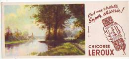 BUVARD CHICOREE LEROUX RIVIERE BERGER MOUTONS - Coffee & Tea