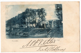 HAVENDIJK -  Tiel - 1900 - TRES RARE ! - Tiel