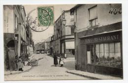 CHATENAY - CARREFOUR DE LA GRANDE RUE - Chatenay Malabry