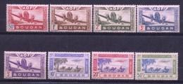 Soudan Français, Yvert PA10/17, Neuf Sans Charnière, MNH - Soudan (1894-1902)