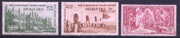 Soudan Français, Yvert PA6/8, Neuf Sans Charnière, MNH - Soudan (1894-1902)