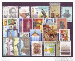 KOOPJE !!!!!BELGIE 1987 Xx VOLLEDIG JAAR / L´ANNEE COMPLETE COB . 2241/2272 - 32 W/V - COTE: 42.00 EURO - Jahressätze