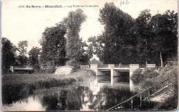 18 BLANCAFORT - Les Ponts Sur La Sauldre. - Autres Communes