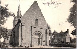 18 CUFFY - L'église - Autres Communes