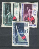 RUSSIE ( POSTE ) : Y&T  N° 2939/41  TIMBRES  NEUFS  SANS  TRACE  DE  CHARNIERE  , A  VOIR . - Nuovi