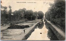 18 VIERZON - Le Canal Du Berry - Vierzon