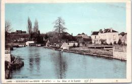 21 MIREBEAU SUR BEZE - La Bèze Et Le Lavoir - Mirebeau