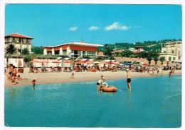 K3536 Grottammare (Ascoli Piceno) - Panorama Con La Spiaggia - Plage Beach Strand Playa / Viaggiata 1978 - Altre Città