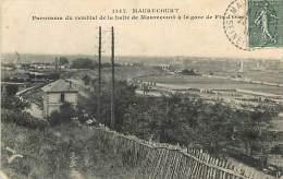 Réf : D-15-755  : MAURECOURT GARE - Maurecourt