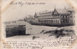CPA Berck Plage - Le Grand Hôtel De La Plage - Berck