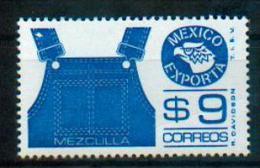 Mexique Mexico 1985 - Industrie Textile / Textile Industry - MNH - Textil