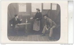 60 - CLERMONT / FETE DE LA JEUNESSE POPULAIRE 1913 / AU THEATRE - LES CHARBONNIERS - Clermont