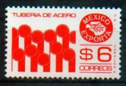 Mexique Mexico 1983 - Industrie Des Tubes En Acier / Steel Pipes And Tubes Industry - MNH - Fabbriche E Imprese