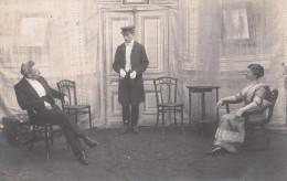 60 - CLERMONT / FETE DE LA JEUNESSE POPULAIRE 1913 - SCENE DE THEATRE - Clermont