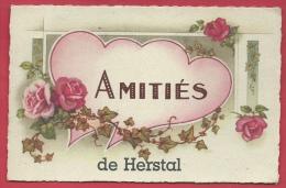 Herstal - Amitiés De ... - Jolie Fantaisie  ( Voir Verso ) - Herstal