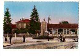 88---THAON-LES-VOSGES----le Monument Armand Lederlin---voir 2 Scans - Thaon Les Vosges