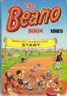 The BEANO Book 1985 - Children Book In English - Livre Enfant En Anglais - Enfants