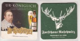 Ur Krostitzer Brauerei Krostitz Leipzig Premium Pilsner - Forsthaus Raschwitz - Sous-bocks