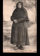 29 PLOUHINEC Types Bretons, Femme, Ed ELD 374, Costumes Bretons, 191? - Plouhinec
