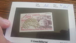 LOT 254324 TIMBRE DE COLONIE TAAF NEUF** N�102