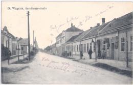 DEUTSCH WAGRAM Gänserndorf Bockfliesserstrasse Belebt 17.4.1915 Gelaufen - Gänserndorf