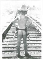 CARTOLINA HUMOUR A LA CARTE – LA COLERE GRONDE A O.K. CORRAIL FOTO DRYSDALE – VALLER ERNST DIMENSIONI CM 10,5x15 CONDIZI - Fotografia