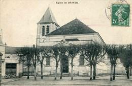 Eglise De DRAVEIL (date 1907) - Draveil