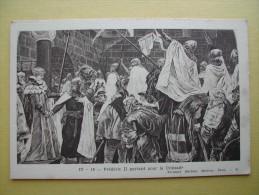 Frédéric II Partant Pour La Croisade. - History