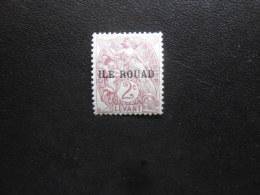 ROUAD : N° 5 Neuf* (charnière) - Rouad (1915-1921)