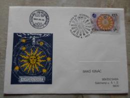 Hungary- FDC --  Kopernikusz  - 1993  -astrology       D130063 - FDC