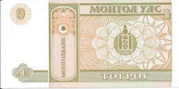 1 Tugrik 1993 - Mongolia