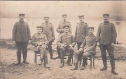 Kortrijk Coortrai Soldaten  Orig Fotokarte Feldpost
