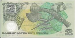2 Kina 1975 - Papouasie-Nouvelle-Guinée