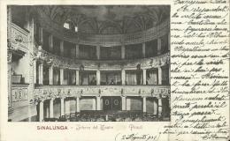 Sinalunga(Siena)-Intrerno del Teatro Pinsuli-1901