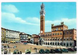 K3571 Siena - Piazza del campo - Auto cars voitures / non viaggiata