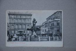 21 Roma - Fontana Del Tritone - Roma (Rome)