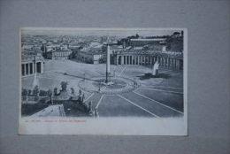22 Roma - Piazza S. Pietro Dal Vaticano - Roma (Rome)