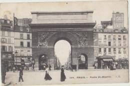 Cpa   75 Paris  Porte Saint Martin - Distretto: 10