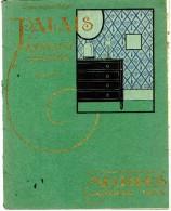 PALAIS DE LA NOUVETE  PARIS EXPOSITION MEUBLES 1923  -  26 PAGES  -  ILLUSTRATION DE BRUNELLESCHI - Interieurdecoratie