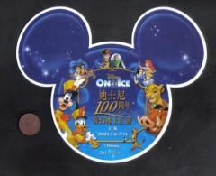 DISNEY BIG  PHONECARD 1996 - Disney