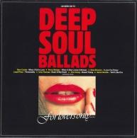 * LP *  DEEP SOUL BALLADS - COOKE / SLEDGE / SIMONE A.o. (Holland 1988 EX!!!) - Soul - R&B