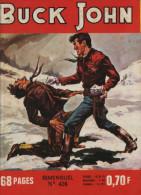 BUCK JOHN N° 428 BE IMPERIA  07-1971 - Petit Format